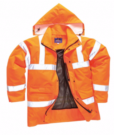 Portwest Hi-Vis Breathable Jacket RT60 (class 3)